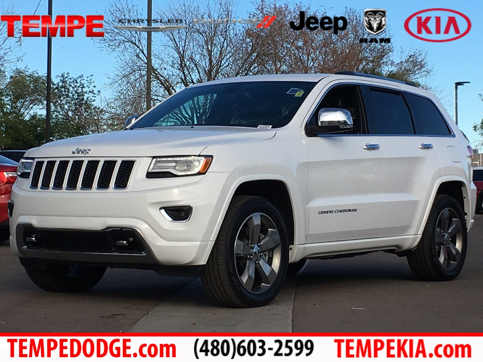 Jeep Grand Cherokee Overland >> Pre Owned 2016 Jeep Grand Cherokee Overland 4wd