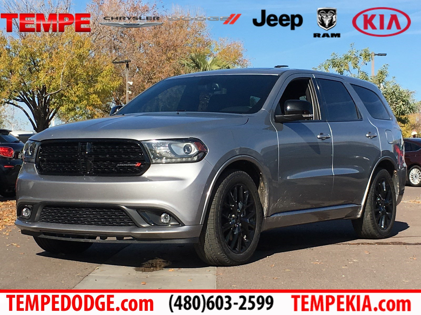 2014 Dodge Durango For Sale >> Pre Owned 2014 Dodge Durango R T Rwd Sport Utility