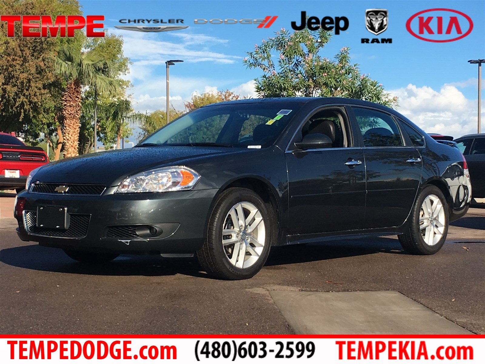 2013 Chevy Impala Ltz >> Pre Owned 2013 Chevrolet Impala Ltz Fwd 4dr Car