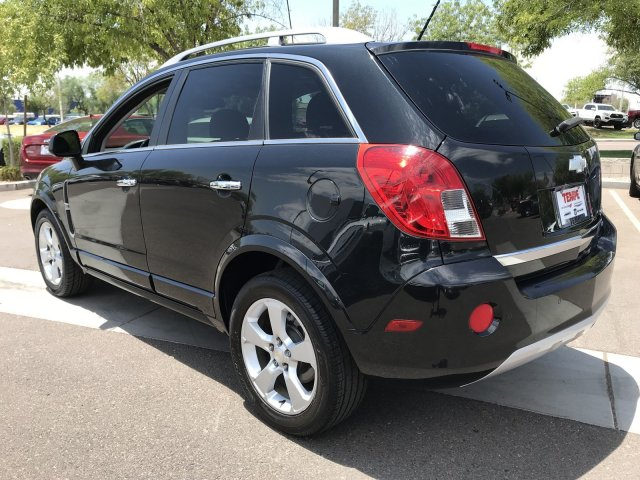 Pre-Owned 2014 Chevrolet Captiva Sport Fleet LTZ