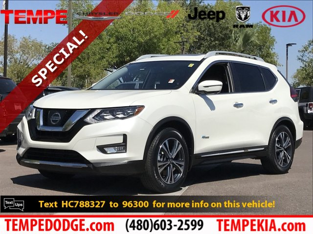 Pre-Owned 2017 Nissan Rogue SL Hybrid