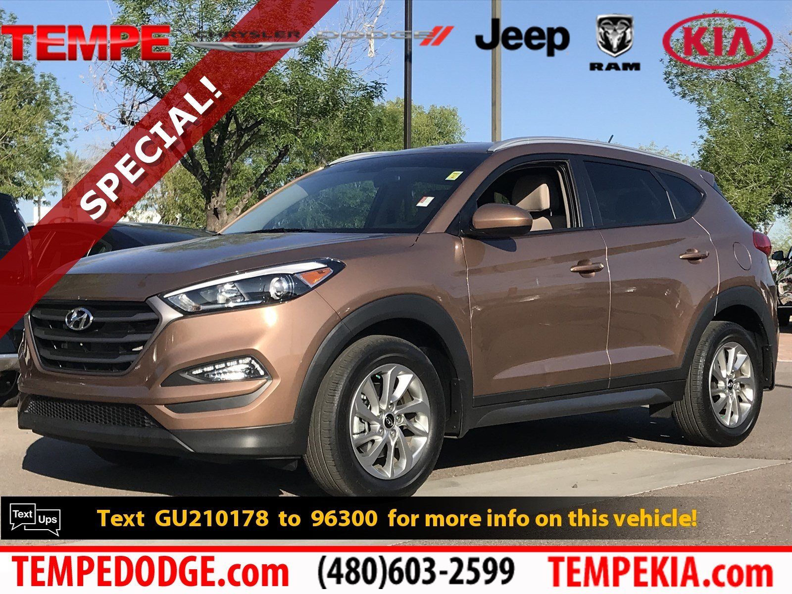 Pre Owned 2016 Hyundai Tucson Se Sport Utility In Tempe Kk11128a