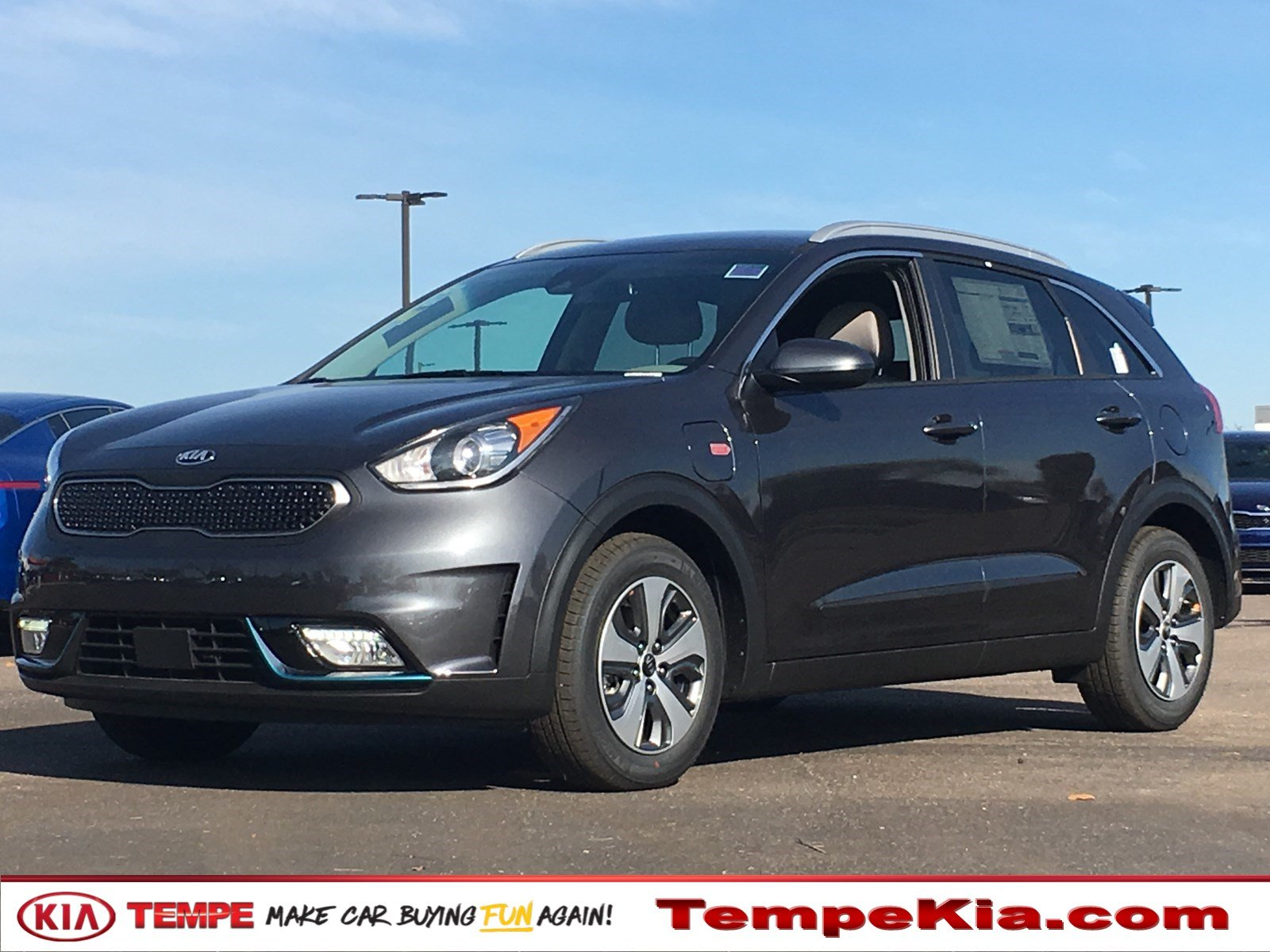 New 2019 Kia Niro Plug In Hybrid Lx