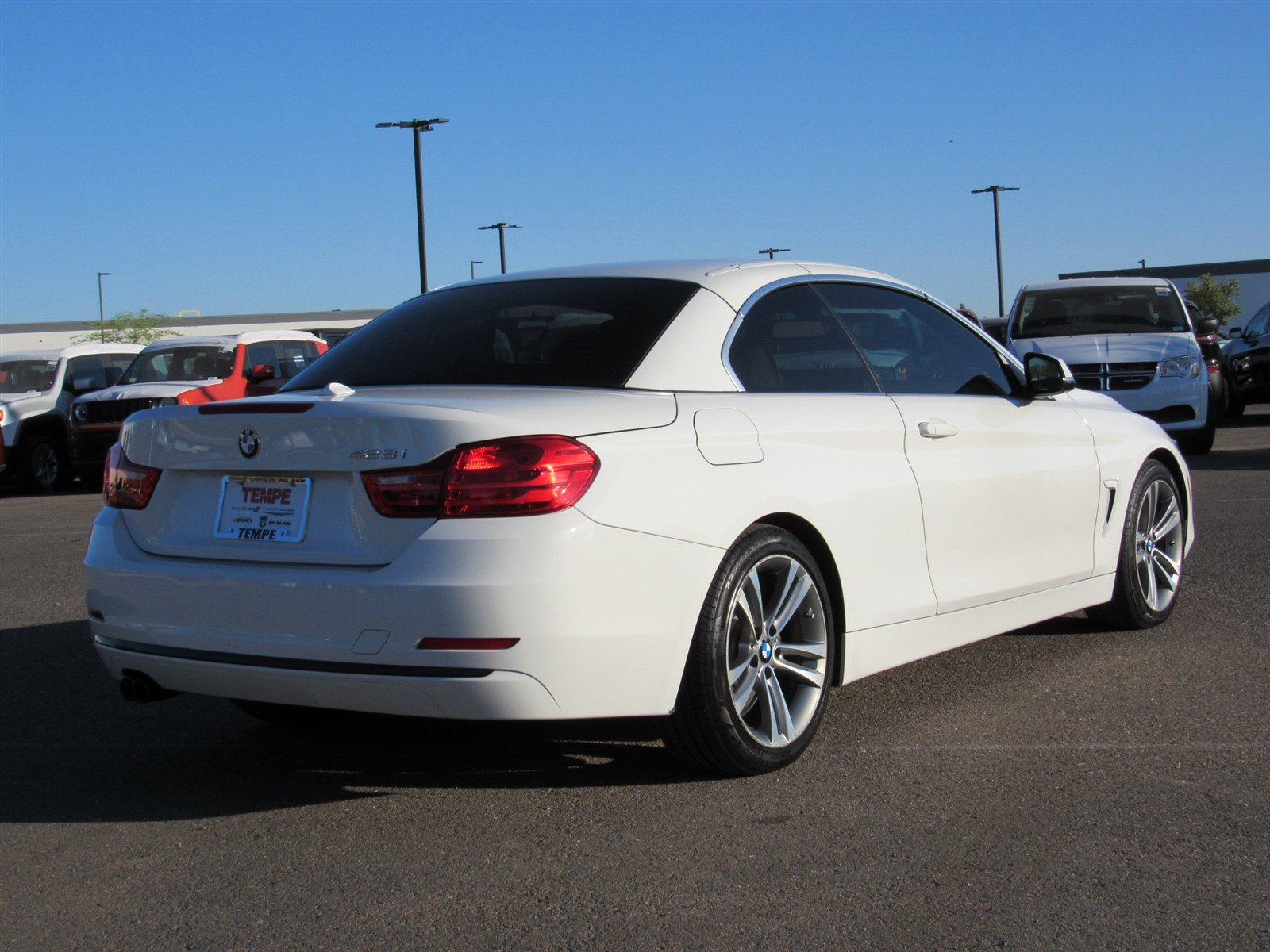 2016 BMW 428I >> Pre Owned 2016 Bmw 4 Series 428i Rwd Convertible