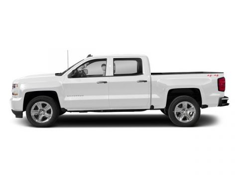 Pre-Owned 2018 Chevrolet Silverado 1500 Custom