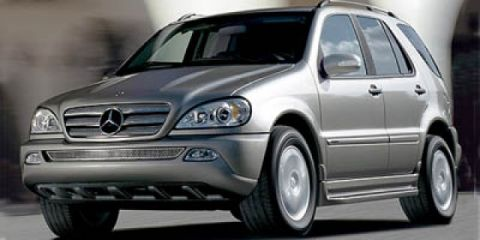 Pre-Owned 2005 Mercedes-Benz M-Class 3.7L