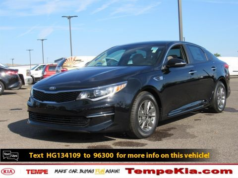 New 2017 Kia Optima LX 1.6T
